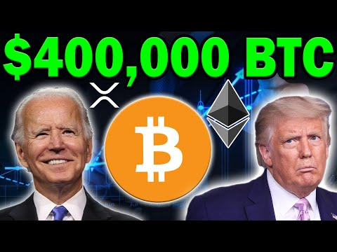 CRYPTO SPECIALIST SHOWS $400,000 Bitcoin (BTC) Within 4 Years! | Here's Why!