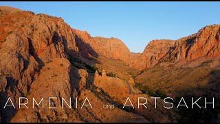 A Journey Through Armenia and Artsakh - 4K