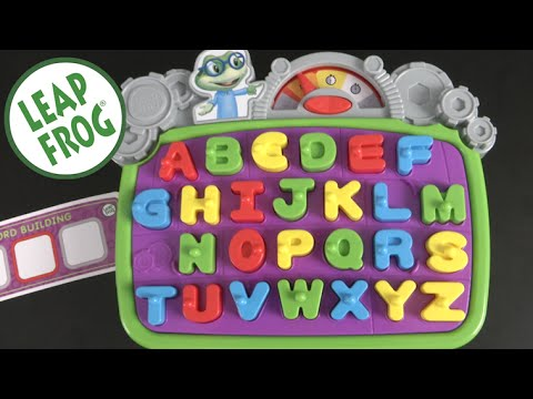 Leaping Letters from LeapFrog