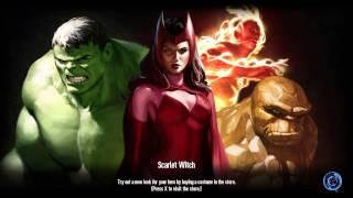 Marvel Heroes Gameplay 8-31-13