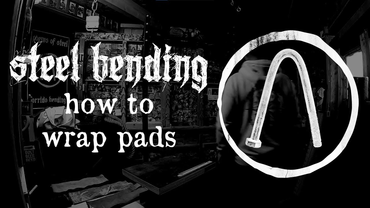 Bending Thoughts - Vol. 003 - How I wrap