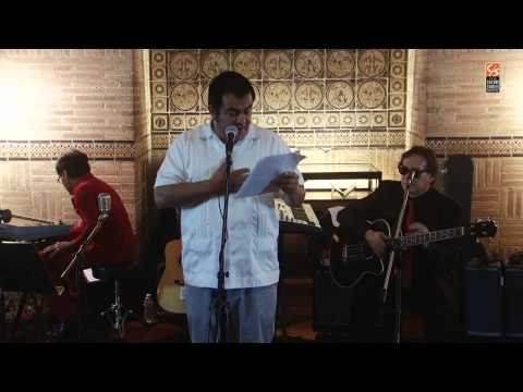 "Performance: ""Spine of Califas,"" feat. members of Taco Shop Poets and Los Illegals"