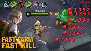 Kimmy 6000+ Critical Damage per second | Survival Mode