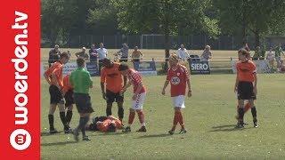 Woerden TV | Opstootjes en verlies voor Sportlust 46