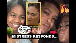Keke Wyatt Husband Sidechick RESPONDS About Taking Michael Jamar, She Petty! ????????