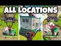 Fortnite: Visit 5 Different Ice Cream Truck Locations (Fortnite Battle Royale)