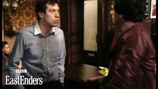 Den deals with Saeed - EastEnders - BBC