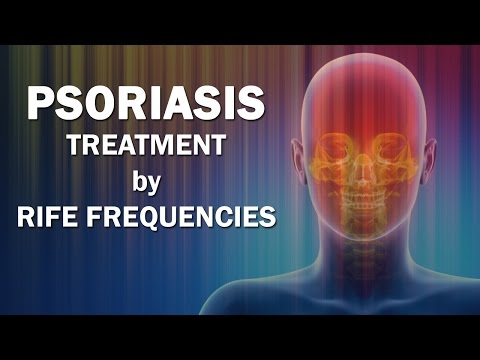 Psoriasis - RIFE FrequenciesTreatment - Energy & Quantum Medicine with Bioresonance