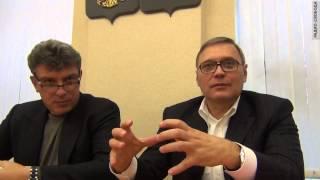 Борис Немцов и Михаил Касьянов о противостоянии на...