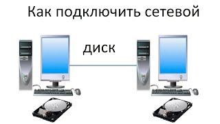 создание сетевого диска