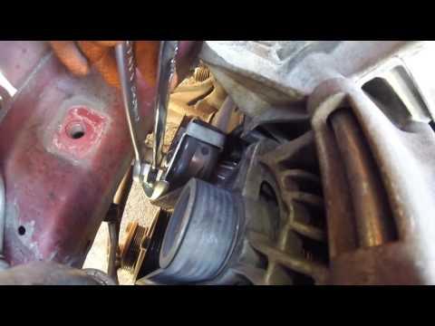 Приспособа для установки ремня генератора форд фокус 2