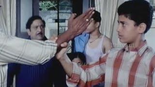 Sivaji Raja Irritates Sumanth || Chinnodu Telugu Movie Scenes