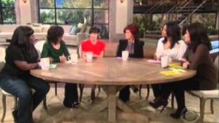 Christina Ricci @ The Talk