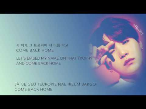 BTS (방탄소년단) - 'Come Back Home (Seo Taiji 25th Anniversary Remake Project)' [Han Rom Eng lyrics]