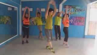 Jennifer Lopez Wisin Ricky Martin Adrenalina Zumba Fitness Luis Palacios