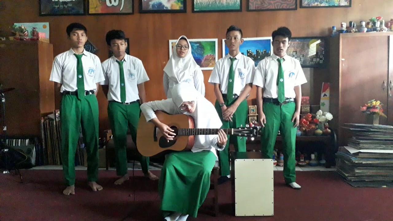 Musikalisasi Puisi Kubakar Cintaku Karya Emha Ainun Najib Kelompok 1 Kelas Ix D Youtube