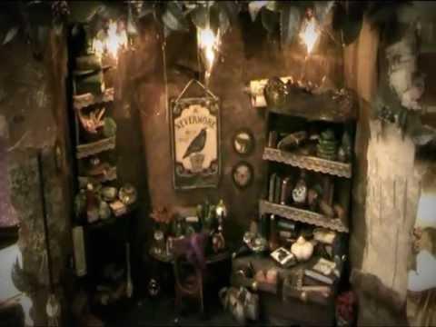Witches Kitchen Finished Youtube