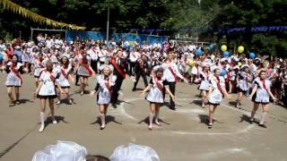 11.05.12/ Танец выпускников. 11-А и 11-Б.