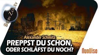 Urbane Krisenvorsorge - Alexander Schmitz bei SteinZeit