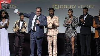 Baixar THE LION KING | Donald Glover, Chiwetel Ejiofor, Beyoncé and the cast @ world première | HOT CORN