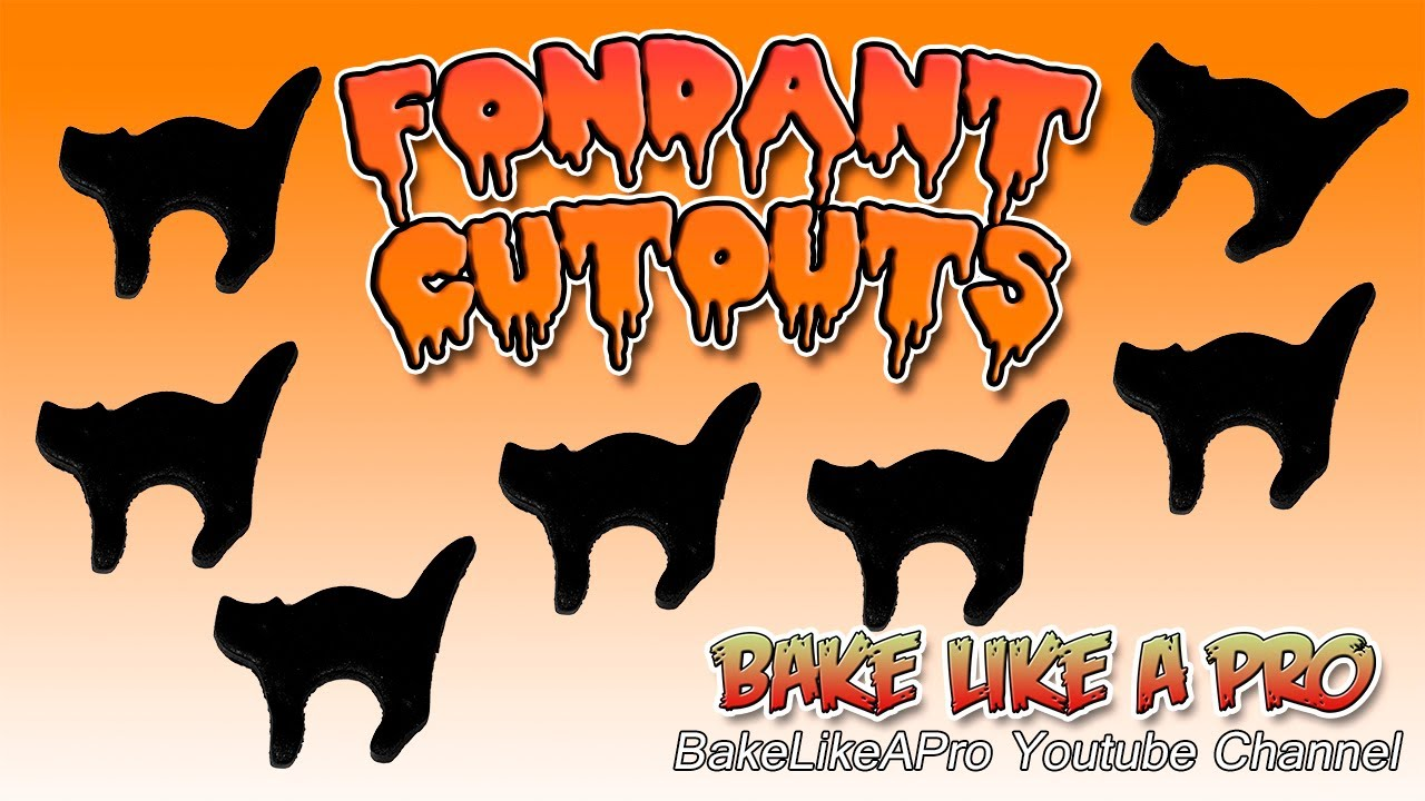 how to get fondant black