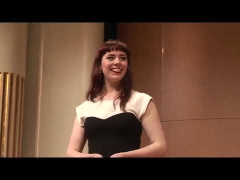2012: Charlotte Betts-Dean, mezzo soprano. MasterClass with Jeffrey Black and David Harper.