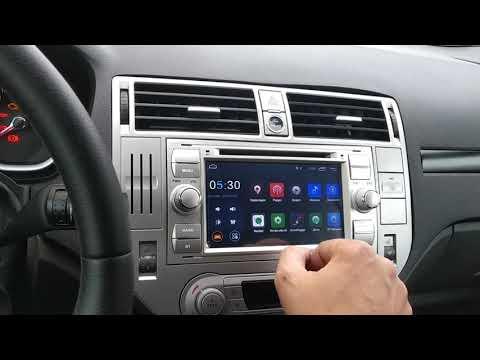 Ford Kuga Android автомагнитола