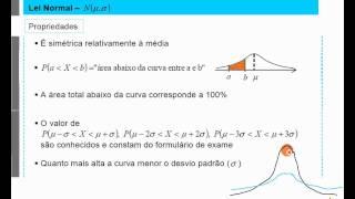 distribuio normal de probabilidade matemtica 12 º ano