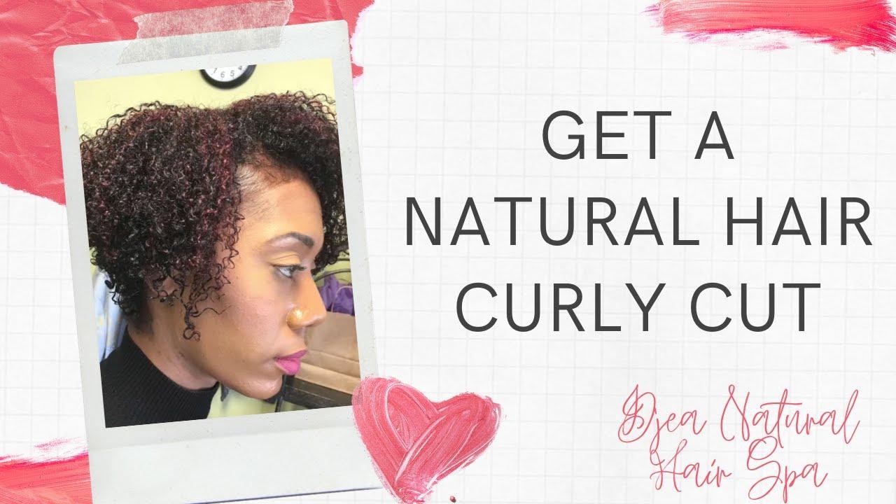 Natural Hair Curly Cut | Natural Hair