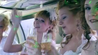 Лимузины на свадьбе