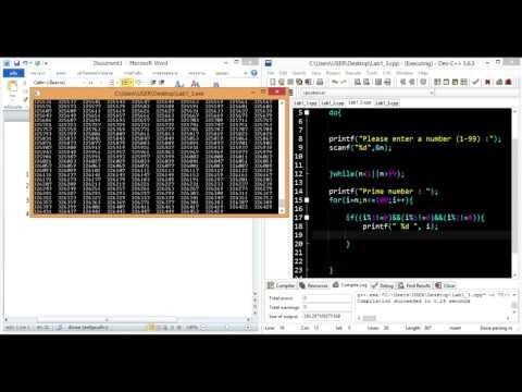 Computer programming 2 SUT - Control LAB.1[HD]