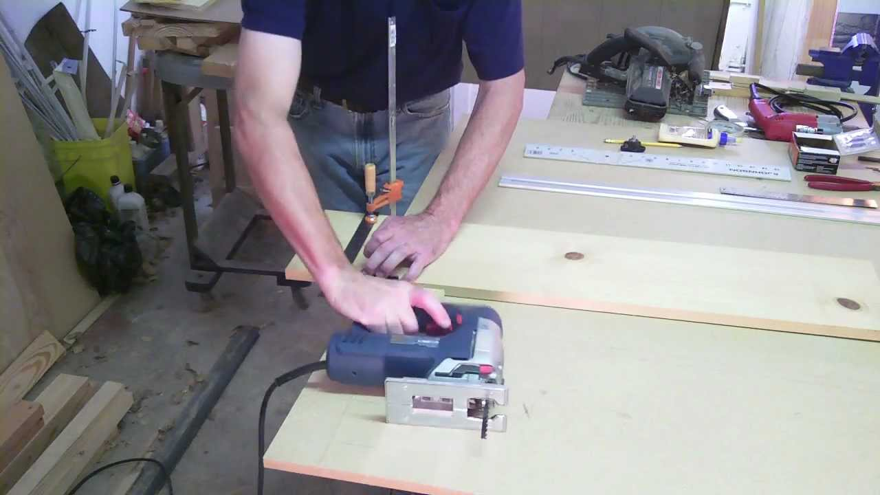 Cutting 1 8 Aluminum With Jigsaw