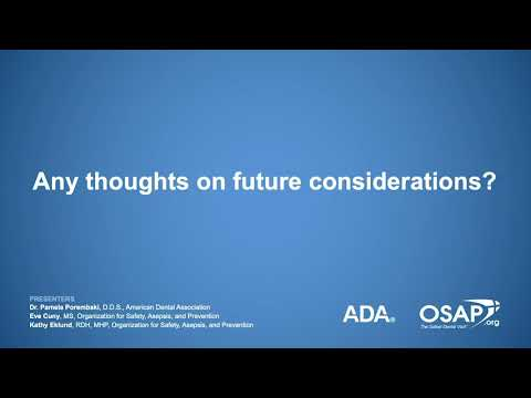 COVID-19: Considerations For The Future