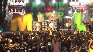 Major Lazer Coachella Trini Pump
