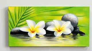 Step By Step Acrylic Painting On Canvas For Beginners Nature Scenery Painting Easy Panting Youtube Select from the best range of forest paintings & jungle paintings online at best price with free shipping in india. step by step acrylic painting on canvas