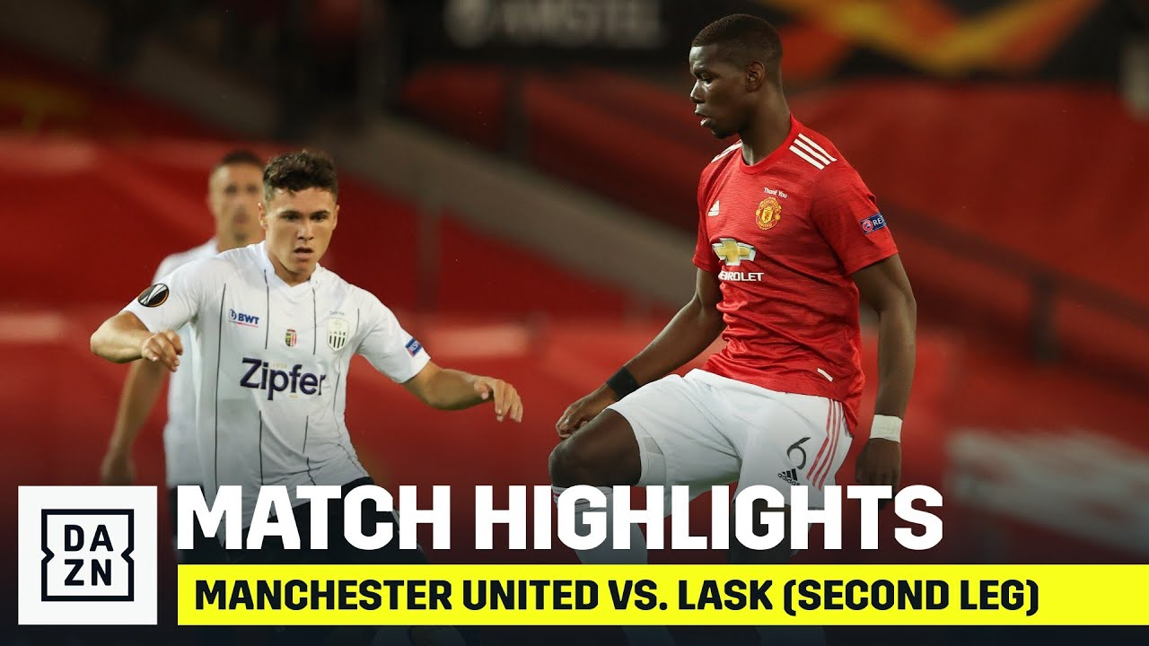 HIGHLIGHTS | Manchester United vs. LASK (UEL Second Leg)