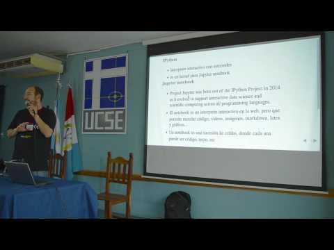 Image from PyDay Rafaela 2016 - Ariel Rossanigo - (Mi) Python toolbox científico