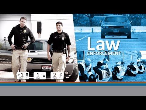 CWI Law Enforcement Program