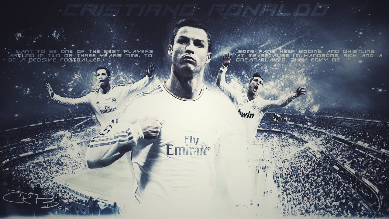 Speed Art 1 Cristiano Ronaldo Wallpaper By BrianCB