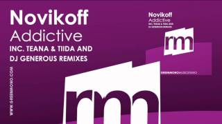 Novikoff - Addictive [Beatport Progressive House Top100]