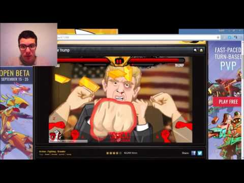 Punch The Trump #3 | GOLD BAR FURY GAME CRASH!