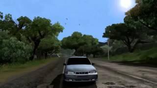 Daewoo Nexia для игры Test Drive Unlimited
