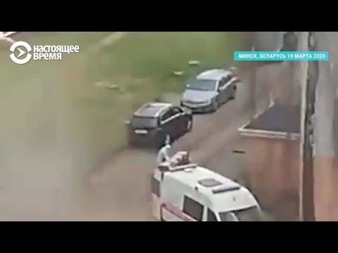 В Минске госпитализируют