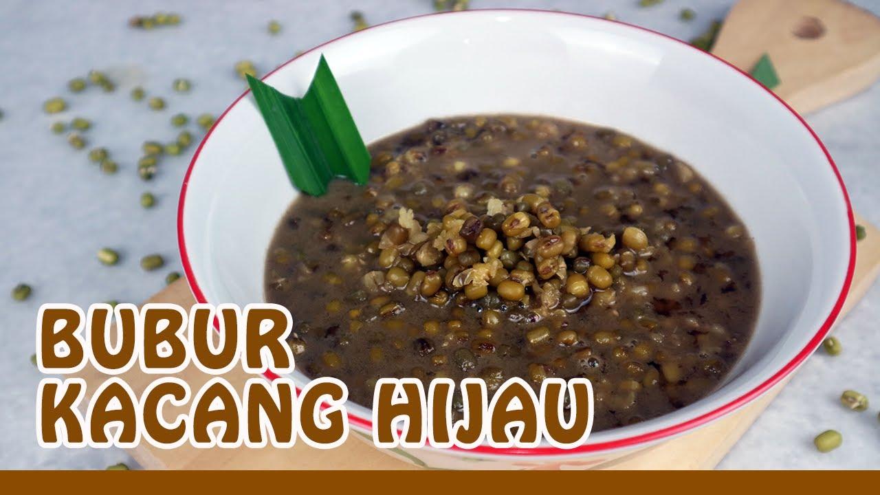 resep masak bubur kacang ijo mudah  enak youtube Resepi Cucur Kacang Hijau Enak dan Mudah