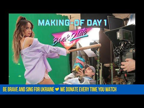Время и Стекло - Back2Leto (Making-of Day 1)