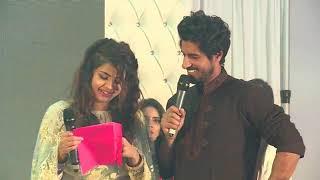 Rayyan Ibrahim hosting Pakistani music awards part 3
