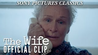 The Wife  Nobel Prize Official Clip 2018