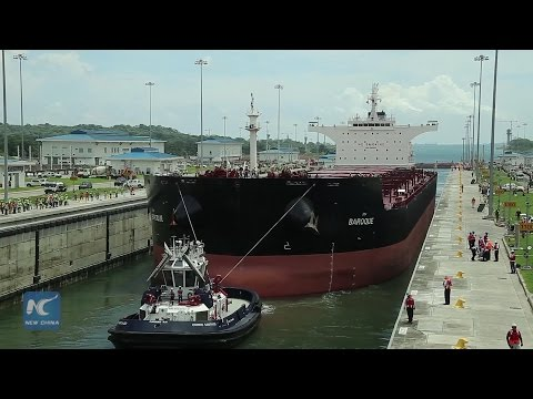 9-year expansion work of Panama Canal overwhelms constructor