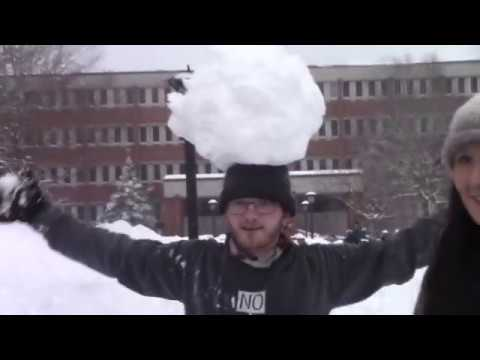 Up to Snow Good at App State 2 (Winter 2018)