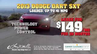2013 Dodge Dart - Larry H. Miller Dodge, Sandy UT